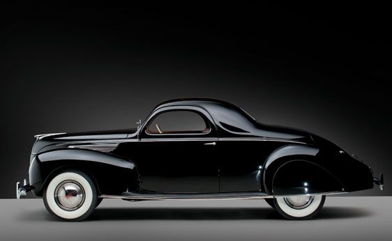 1938 Lincoln Zephyr Coupe Classic Cars Classic Cars Trucks