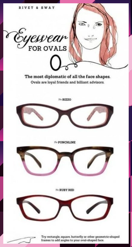 Trendy glasses for your face shape oval frames ray bans 33 ideas   glasses