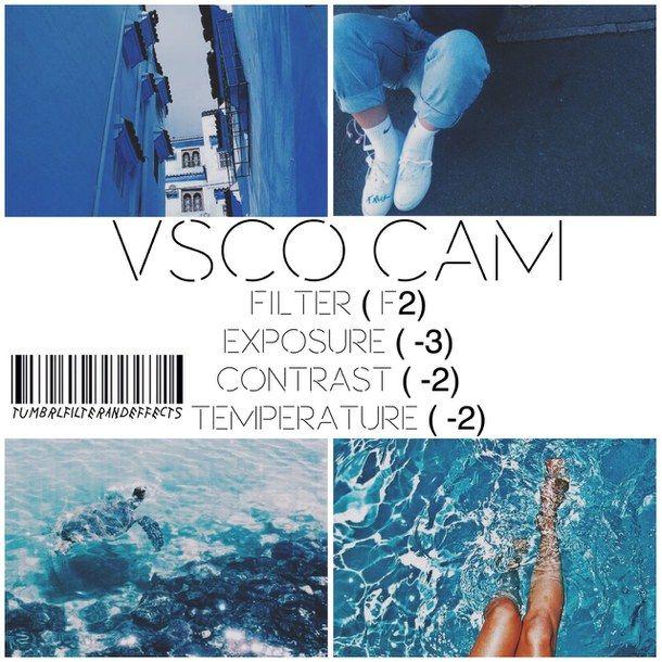 tropical blue Instagram theme (@itsalanamac)