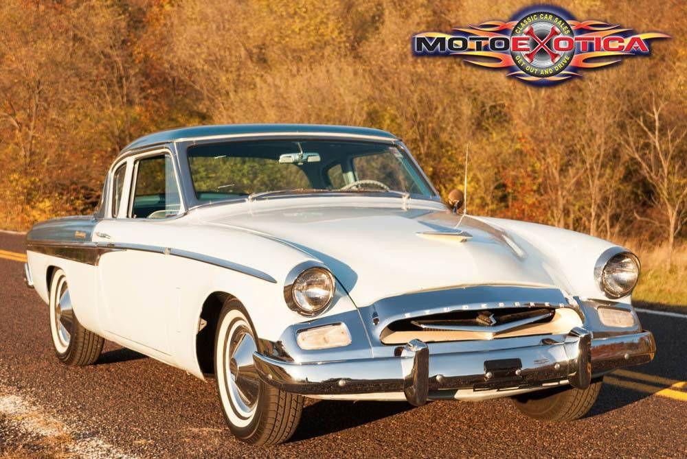1955 Studebaker President For Sale 1791697 Hemmings Motor News Studebaker Classic Cars Trucks Classic Cars
