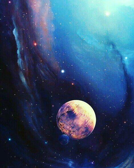 Resultado de imagen de galaxy  planet tumblr