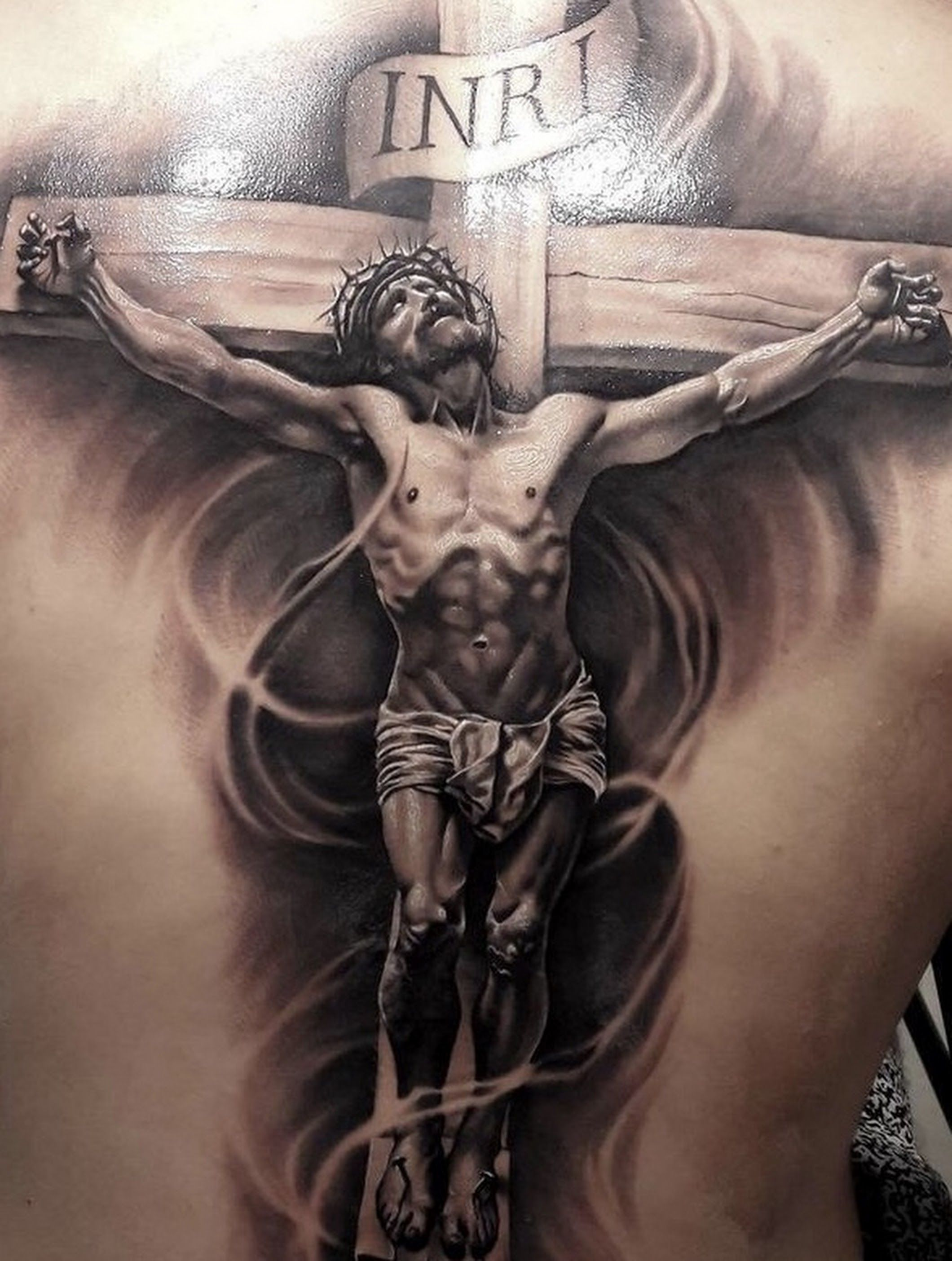 Sign In Christ Tattoo Jesus Tattoo Jesus Tattoo Design