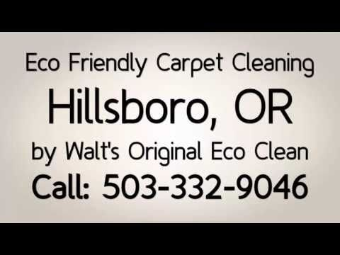 http://www.youtube.com/watch?v=qgBwubD-x3I  Hillsboro Carpet Cleaning | Eco Clean 503-332-9046