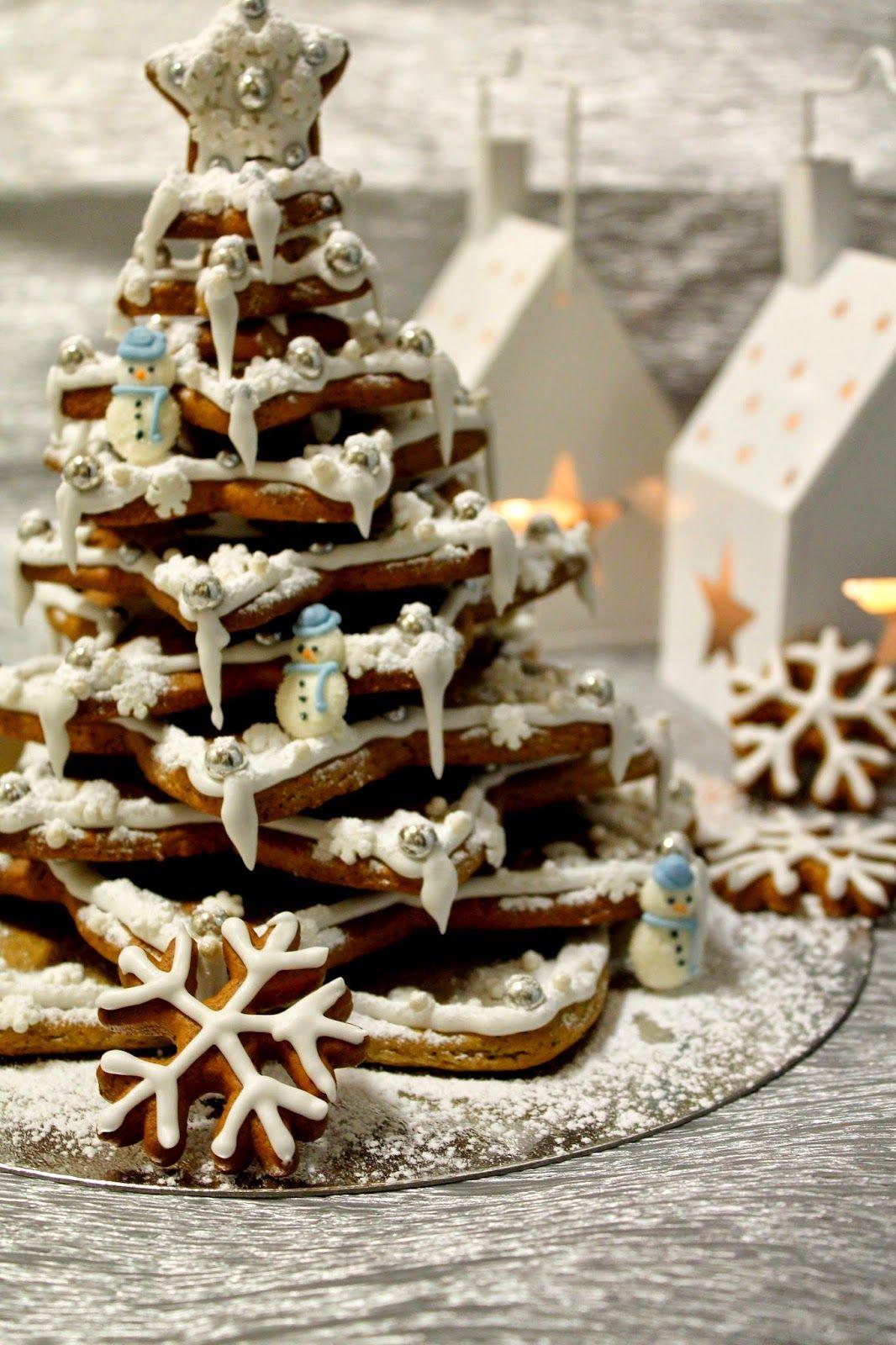 Kakkuviikarin vispailuja!: Piparikuusi