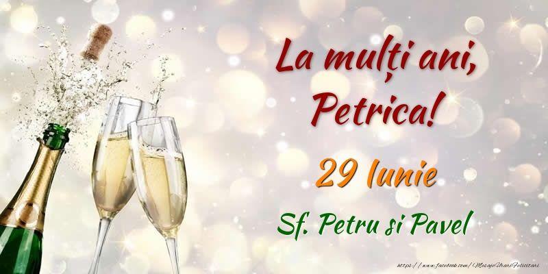 Felicitari de Sfintii Petru si Pavel - La multi ani, Petrica! 29 ...