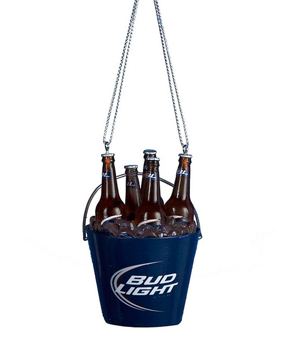 Another great find on #zulily! Bud Light Bottle Bucket ...