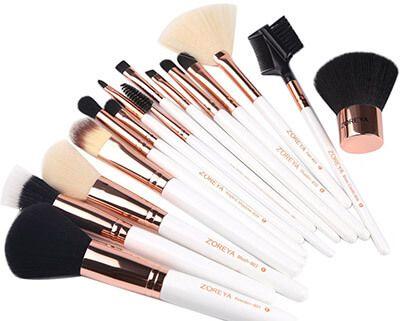Top 10 Best Makeup Brush Sets In 2020 Reviews Amaperfect Makeup Brush Set Amazon Makeup Brush Set Best Professional Makeup Brushes