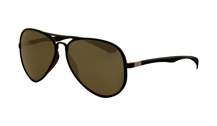 ray ban aviator tech sunglasses