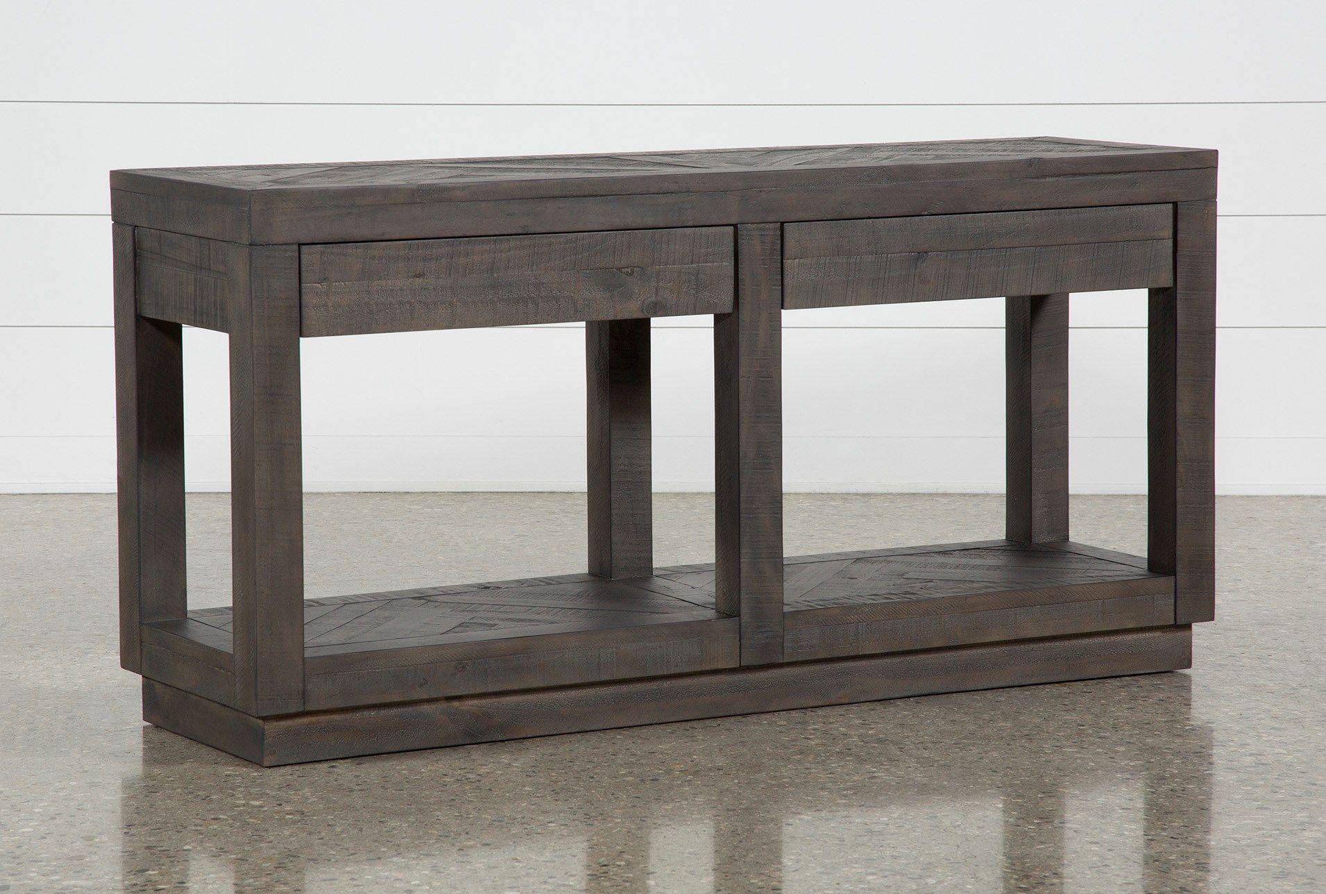 Harrison Sofa Table With Images Sofa Table Diy Sofa Table Table