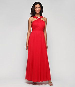 Alex Evenings Halter Neckline Mesh Dress | Dillard's Mobile