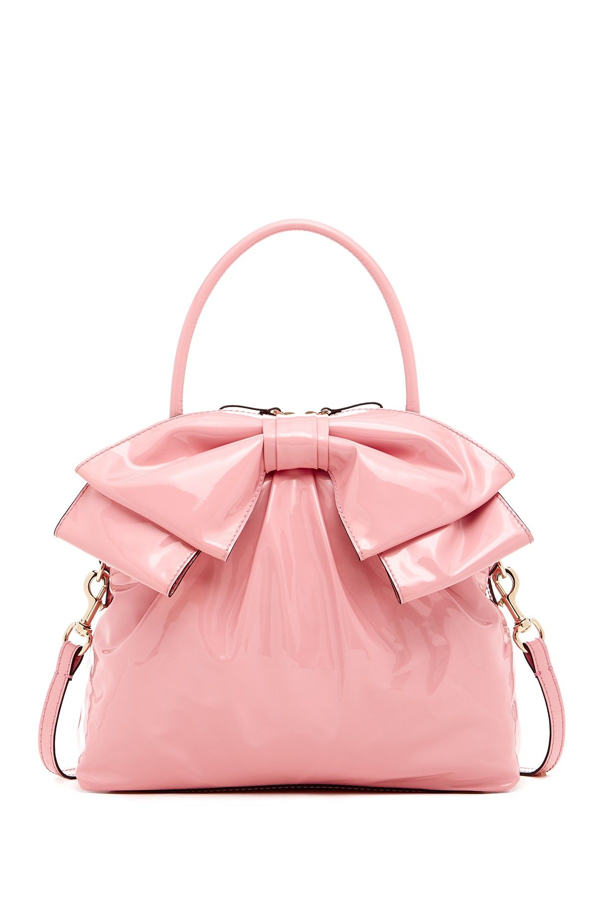 Valentino Double Handle Bow Dome Bag It S Bowtiful