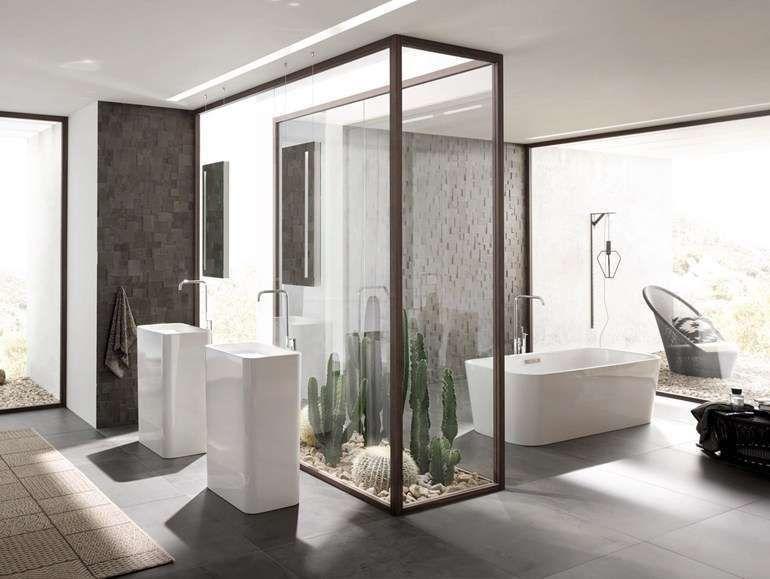 Lavabi Del Bagno In Stile Moderno I Modelli Più Belli Cacti And Lofts