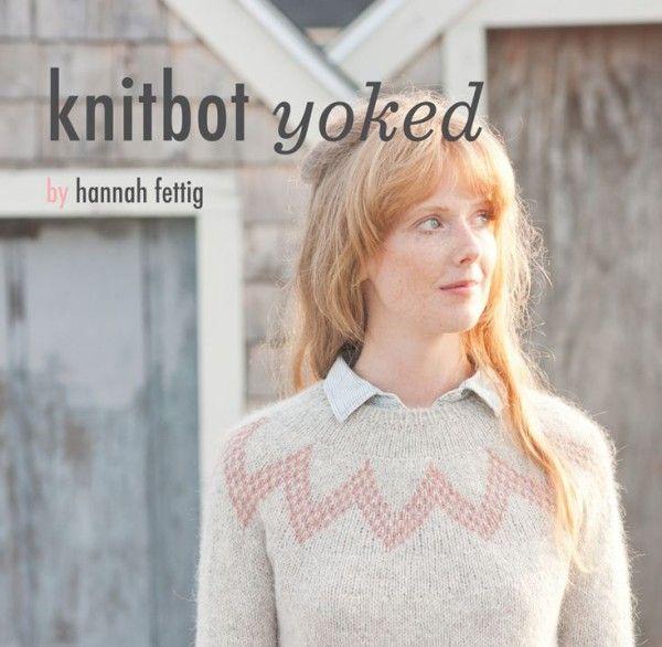 Knitbot: Yoked Jersey de punto.