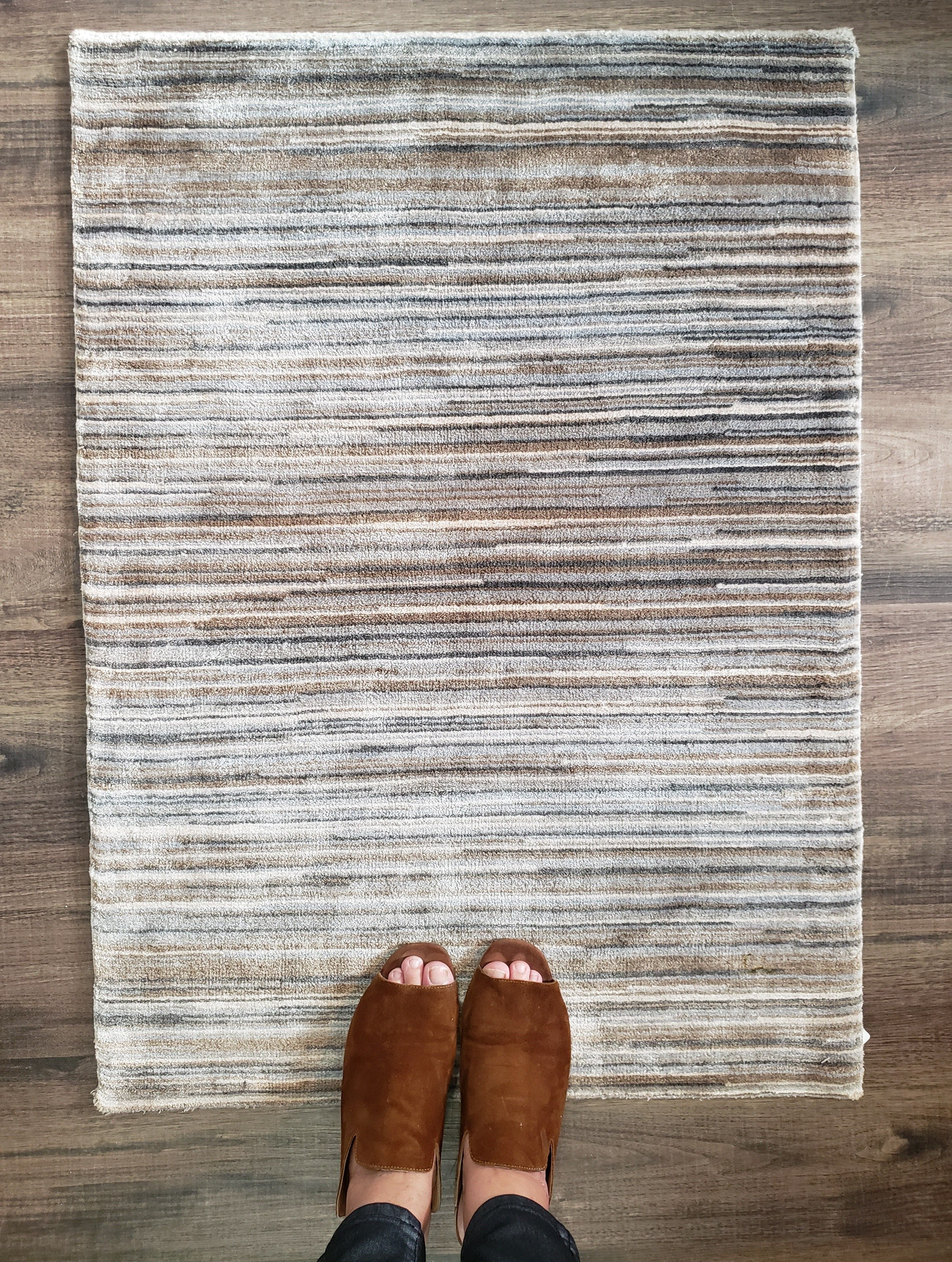 You Won T Believe How Soft This Plush Bamboo Area Rug Is