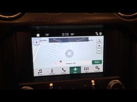 Ford Sync 3 Demo Ford Sync Sync Ford