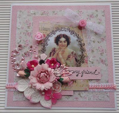 Kort og andet godt: En rosa formiddag