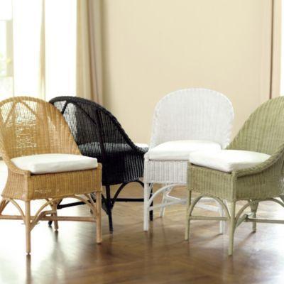 Key West Wicker Chairs Set Of 2 Ballard Designs Wicker