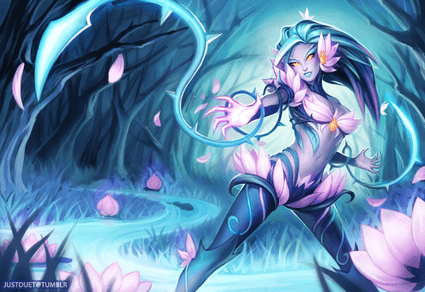 Void Zyra Or Lotus Zyra, You decide what the next Zyra skin should