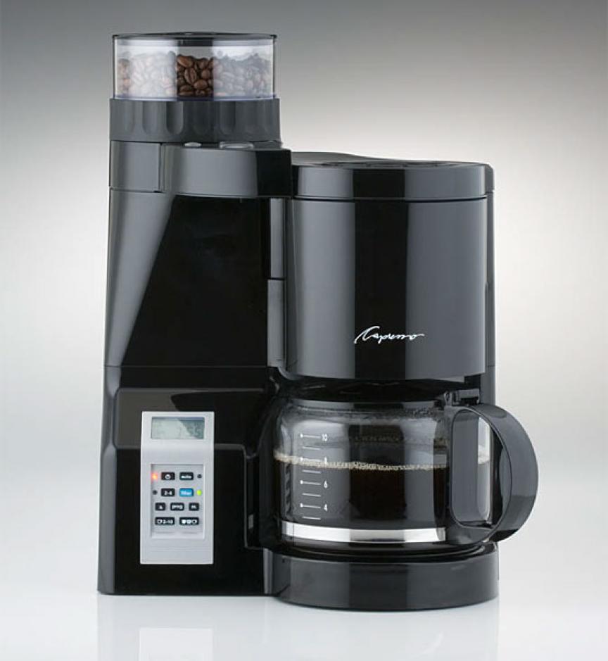 Best coffee maker grinder must burr! Best coffee maker