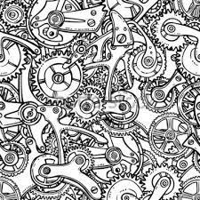 Resultado De Imagen Para Engranajes De Reloj Dibujo Engranajes Dibujo Relojes Dibujo Engranajes