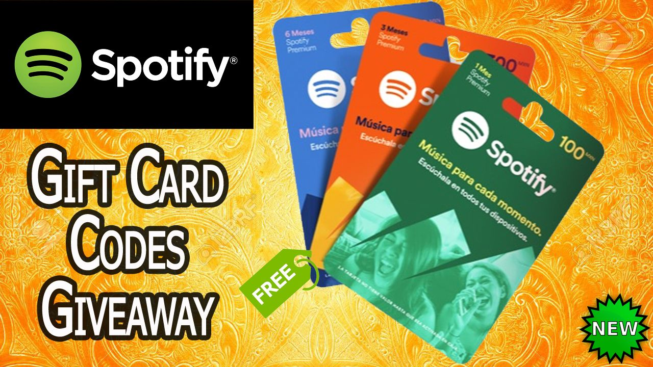 spotify gift card - free spotify gift card codes 2018 #giftcard #giftcardus #spotifygiftcard #spotifypremium #freespotifycode