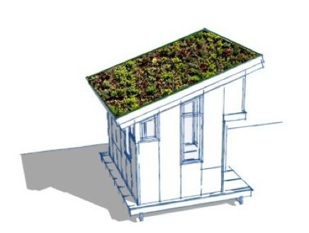 Green Roof Garden Shed Plans Garden Loves Roof Plan
