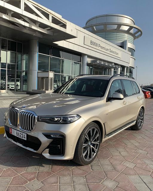 Bmw X7 M Sport: BMW X7 XDrive50i M Sport Package Is Ruggedly Cool