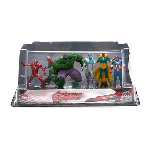 The Avengers - Figurenset
