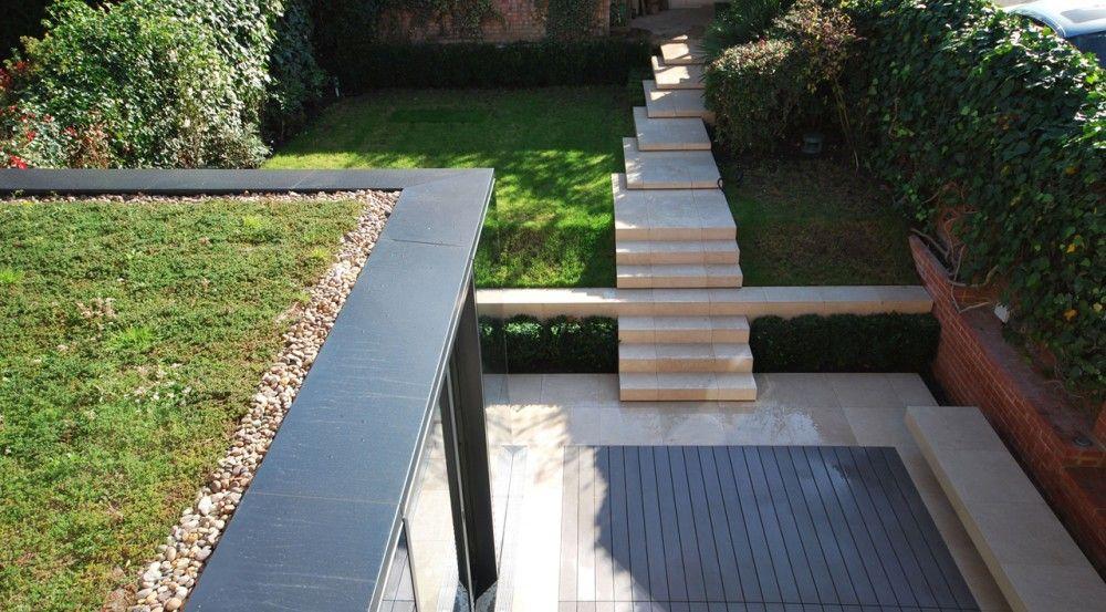 Gallery of Rear House Extension, Garden Design / LBMV Architects ...