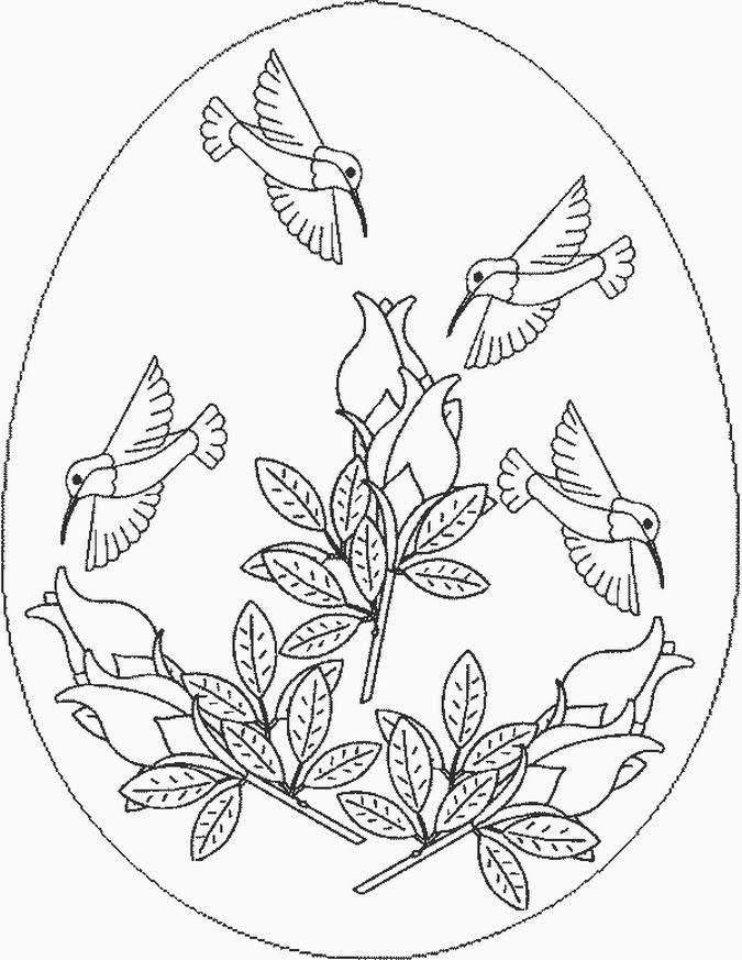 Easter-Egg-Design-Coloring-Pages-08.jpg (675×873) | barbarajorose ...