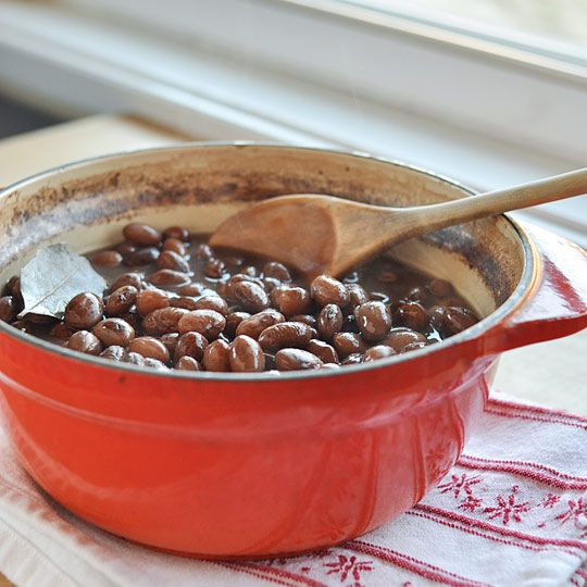 How To Cook Beans On The Stove Recipe How To Cook Beans Cooking Food