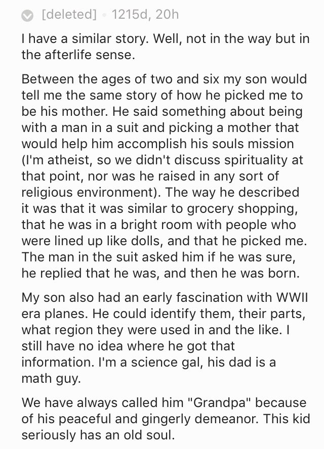 """Somebody on reddit asked """"What are some creepy things you have heard"""