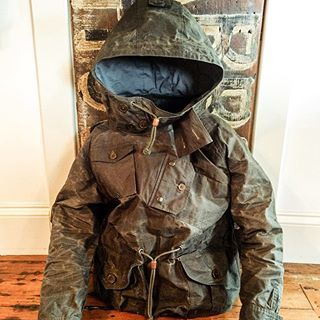 0b437c3fce772 Image result for waxed canvas smock | Canvas/Sewing Project Ideas ...