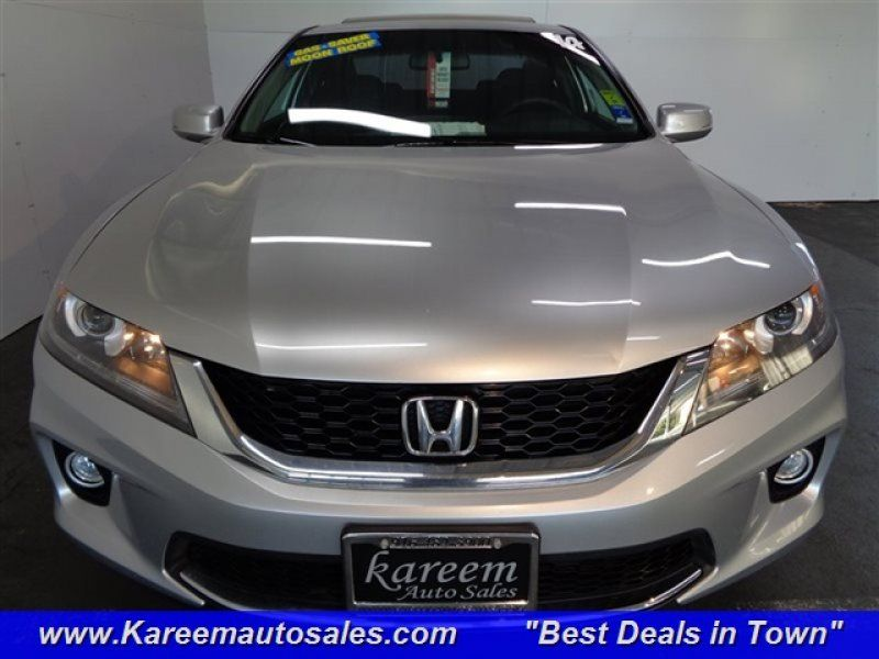 Used 2014 Honda Accord EX Coupe Honda accord ex, 2014