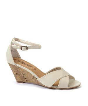Low wedges are great alternatives for all day wear unlike