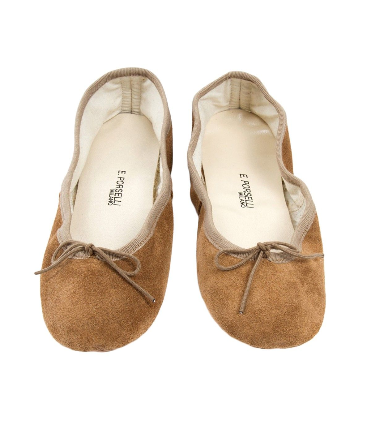 Footwear - Ballet Flats Collection Priv E? Chaussures - Ballerines Collection Prive? For Porselli Pour Porselli 0YNKN33NIG