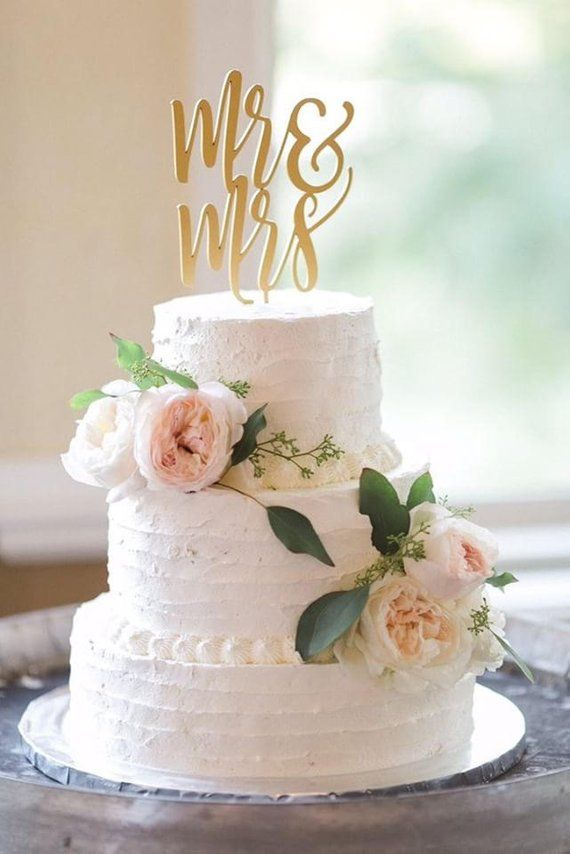 Customized Wedding Cake Topper Personalized For Custom Ca
