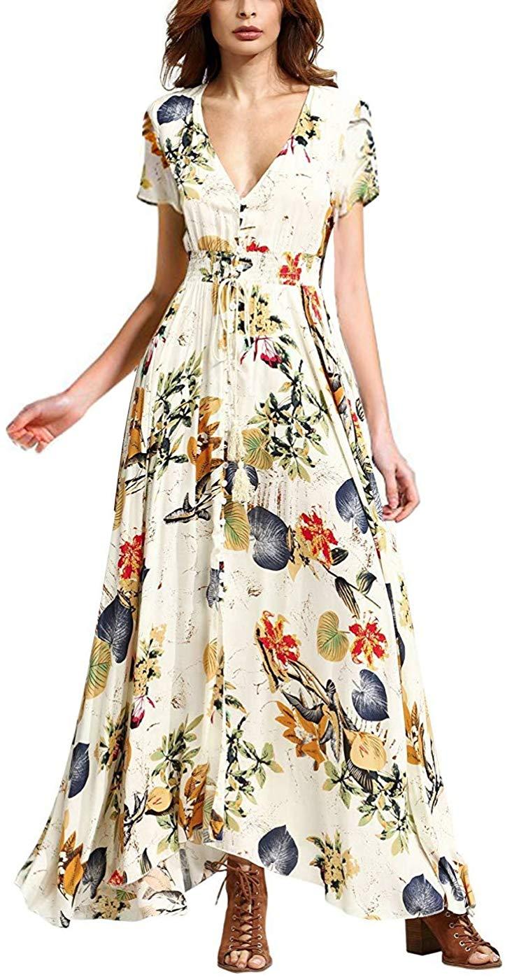 Boho Dresses Amazon