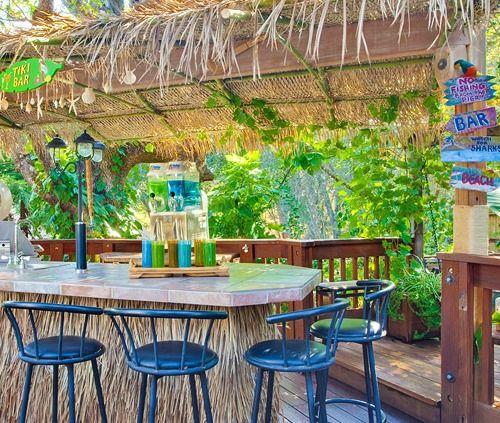 beach  u0026 tiki bar ideas for the home  u0026 backyard