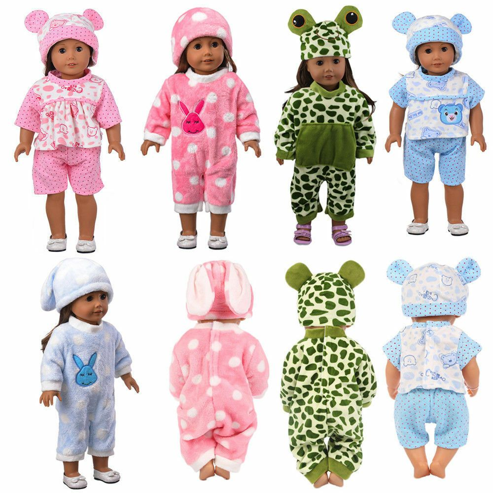 Details About Baby Born Doll Clothes Fit 17inch Zapf Dolls