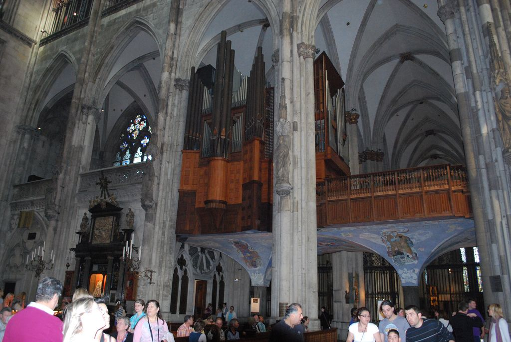 Germany - Cologne Cathedral Organ