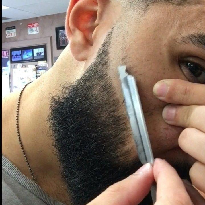 32+ Barber beard shape up info
