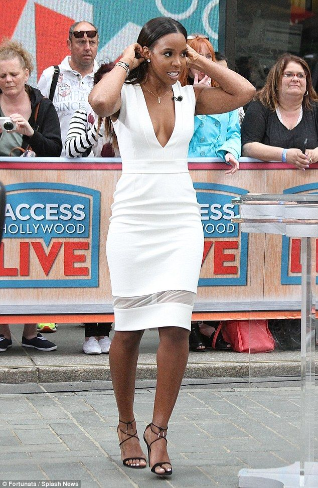 Kelly Rowland reacts to pal Beyonce\'s barely there Met Gala gown ...