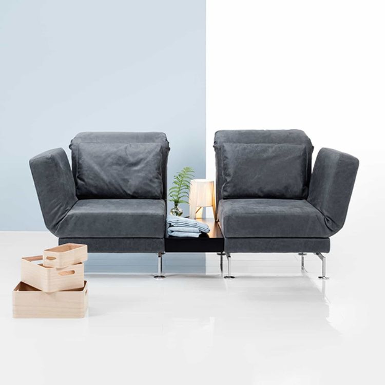 Das Design Sofa Moule von Brühl. Das vielseitige Modell