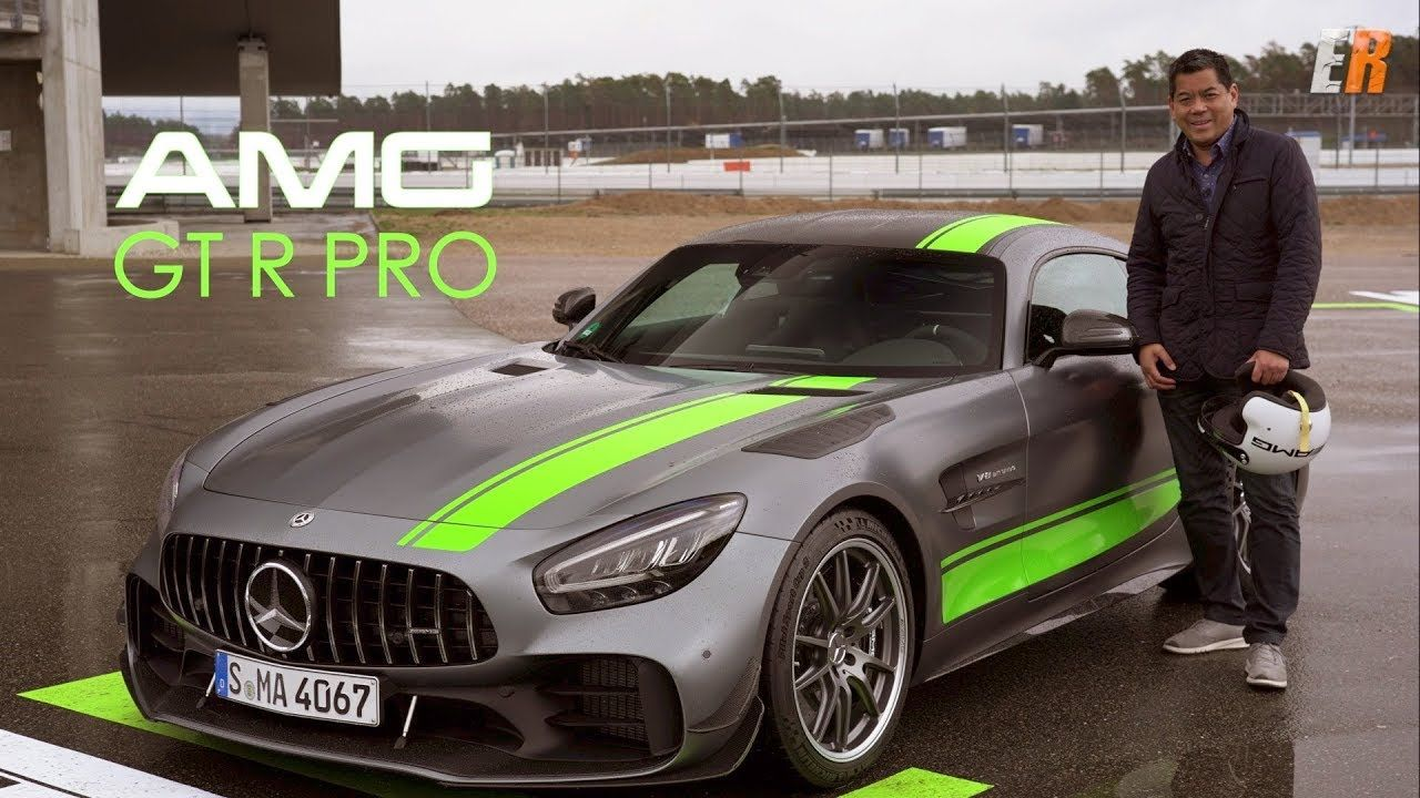 2020 Mercedes Amg Gt R Pro And Family Dream Drive Road And Track