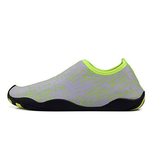 Adult Kids Pull-On Quick-Dry Skin Water Sports Aqua Shoes Socks Outdoor Sneaker Holey Ventilation KPU Outsole