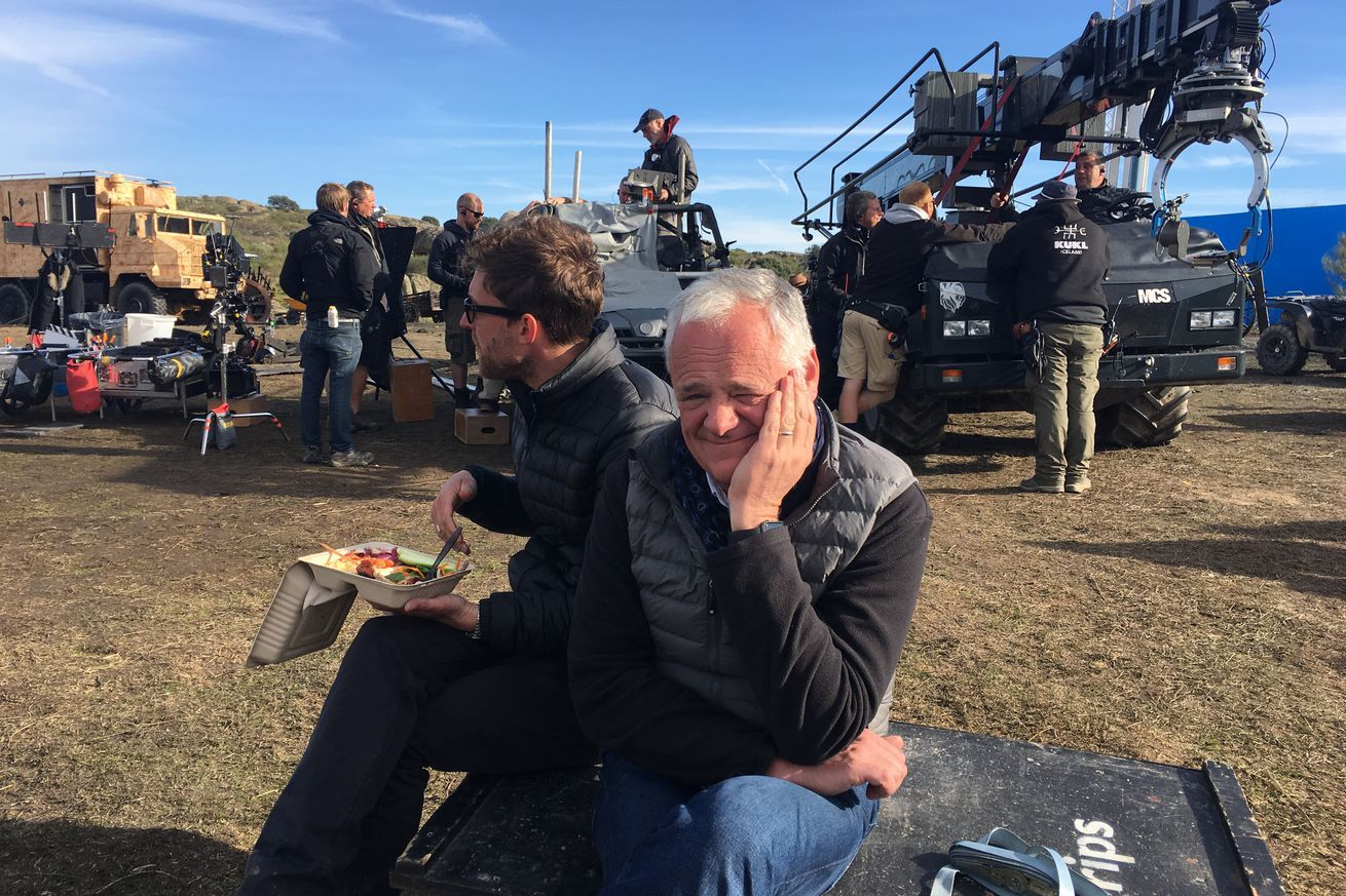 Game of Thrones cinematographer breaks down the dragon-induced Armageddon in The Spoils of War