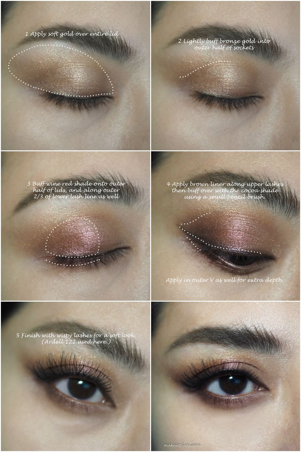 Tom Ford Eye Color Quad In Honeymoon Pictorial Makeup