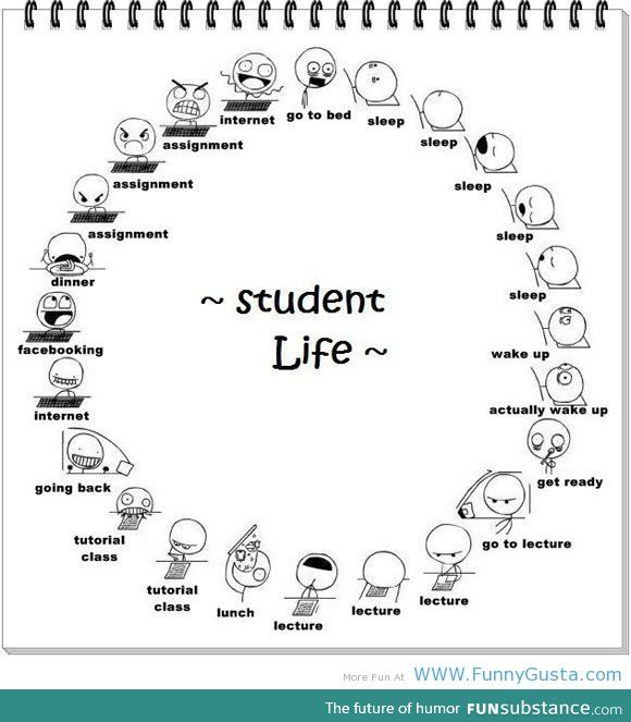 Funsubstance Funny Pics Memes And Trending Stories Student Life Funny College Jokes Student Life