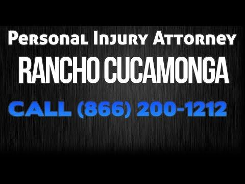 Rancho Cucamonga Ca Truck Accident Lawyer Personal Injury Car